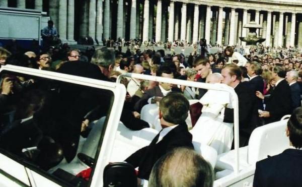 Scorta e sicurezza – considerazioni sull'attentato di Alì Agca al Santo Padre